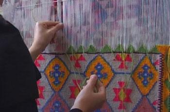هنر گلیم بافی,فرش و گلیم