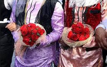 آداب و رسوم مراسم ازدواج, مراسم ازدواج