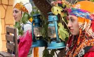 جشن های باستانی, آداب و رسوم مردم ایران