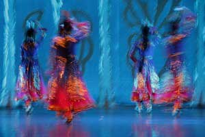 نگاهی به تاریخچه رقص در ایران