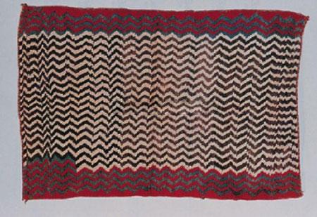 فرشهای پوست پلنگی, طراحی فرش
