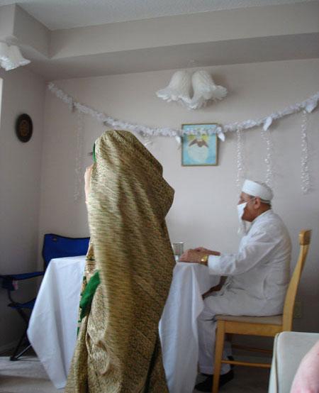 آداب و رسوم ازدواج, عروسی در یزد