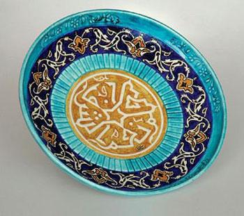 نگاهی بر هنر سفالگری اختراع ایرانیان باستان