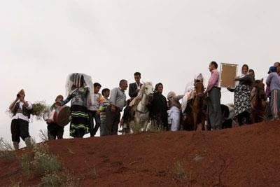 مراسم ازدواج, آداب و رسوم مردم قزوین