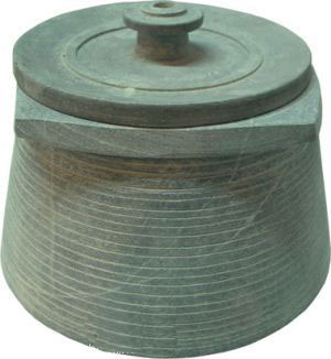 صنایع دستی سنگی, چرخ خراطی