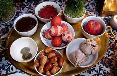 آشنایی با آداب و رسوم مردم دلیجان در ایام نوروز