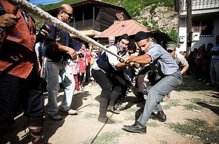 رسوم مردم کندلوس مازندران,آداب و رسوم,آیین سنتی