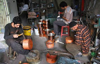 هنرهای دستی و سنتی, صنایع دستی ایران