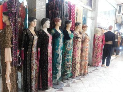 لباس مردم کردستان, لباس سنتی