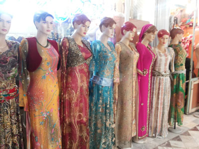 انواع می کردی لباس زیبای زنان کردستان به روایت تصویر