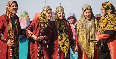 لالایی ترکمن , آداب و رسوم مردم ترکمن