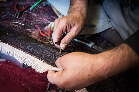هنر فرش بافی, فرش های زیبا