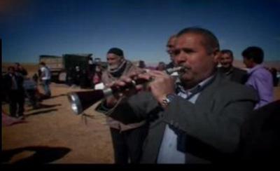 مراسم شکرانه گندم استان همدان