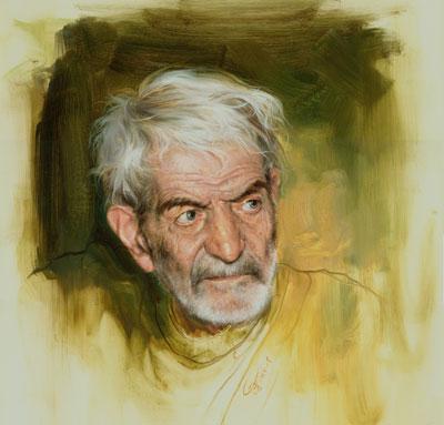 شاعران ایرانی, اشعار عاشقانه شهریار