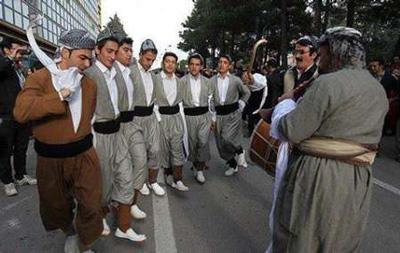 هه لپركی كردی, رسوم مردم كرمانشاه