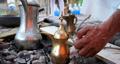 مراسم قهوه خوری خوزستان, آداب و رسوم مردم ایران