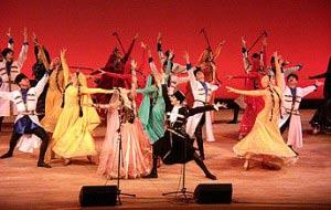 دنس, انواع رقص, حرکات رقص