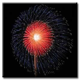 جشنهای آتش بازی در جهان