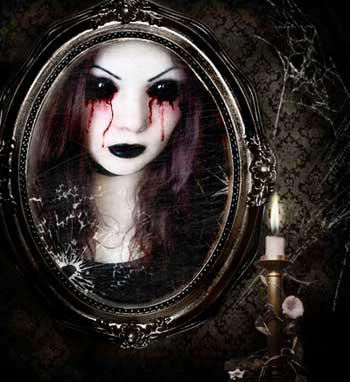 عروسک, آداب و رسوم, داستان های ترسناک