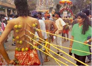 آداب و رسوم, فستیوال, خورشید گرفتگی