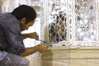 هنرهای دستی, هنر آیینه کاری