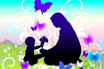 شعر شریعتی در مورد مادر,شعر در مورد روز مادر