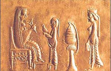 تاريخي: پوراندخت نخستین پادشاه زن ایرانی