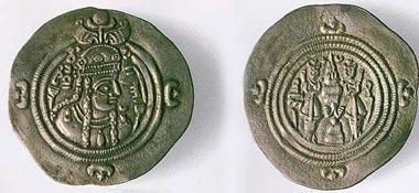 نخستین زن پادشاه ایران,سلسله ساسانیان,پوراندخت نخستین پادشاه زن ایرانی