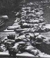 جنگجهانیدوم,جنایت های نازی ها در جنگ جهانی دوم,ماجرای قتل عام مردم روستای اورادور