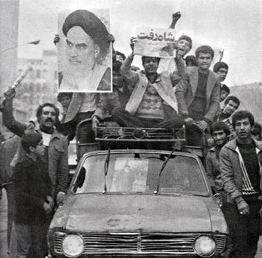 دهه فجر,ایام الله دهه فجر,چگونگی فرار شاه از ایران