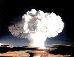 مطلب علمی: اولین بمب اتمی کجا آزمایش شد؟