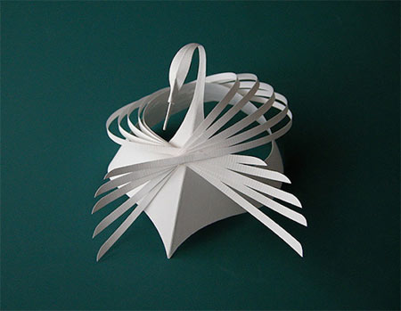 کارهای هنری,ساخت مجسمه با کاغذ,کاردستی