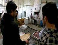 نان سنگک,تاریخچه پخت نان سنگک در ایران