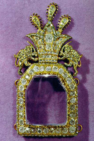 ناصرالدین شاه,جواهرات ناصرالدین شاه