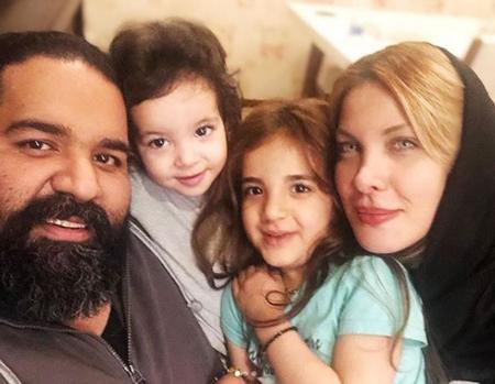 رضا صادقی,بیوگرافی رضا صادقی,عکی همسر رضا صادقی