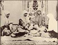 ناصرالدین شاه,زنان ناصرالدین شاه,حرمسرای ناصرالدین شاه