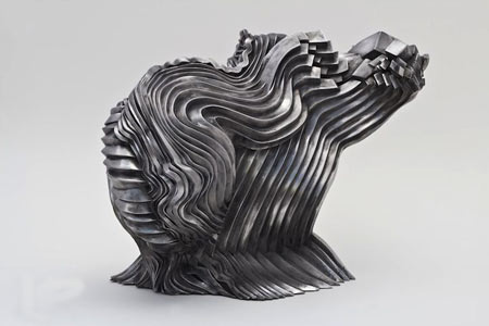 مجسمه,مجسمه سازی,مجسمه های فلزی