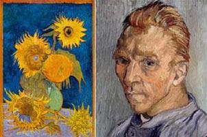 """آنچه از """"ون گوک""""، مشهورترین نقاش تاریخ هنر نمیدانستید"""