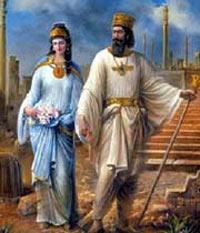 ازدواج,ازدواج در ایران باستان,چگونگی ازدواج در ایران باستان