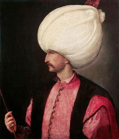 سلطان سلیمان,خرم سلطان ,دولت عثمانی