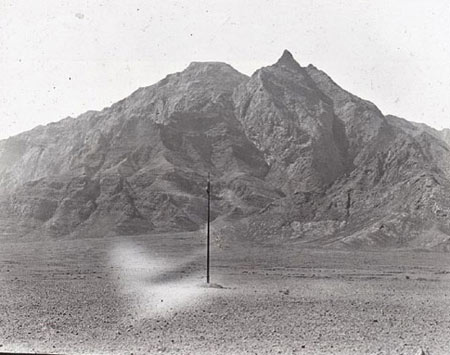 تلگراف, تلگرافکشی در عصر قاجار, اولین تلگرافچی در ایران