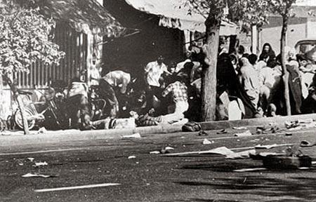 حادثه 17 شهریور سال 57,جمعه سیاه,واقعه 17 شهریور