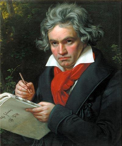 بیوگرافی بتهوون,زندگی نامه بتهوون,بیوگرافی بتهوون آهنگساز آلمانی