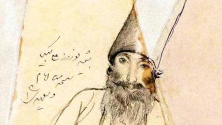 دوران حکومت ناصرالدین شاه قاجار, نقاشی های ناصرالدین شاه,عکس هایی از نقاشیهای ناصرالین شاه