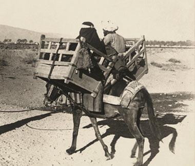 سفر حج در زمان قاجار,عصر قاجار,کاروان زائران مکه در عصر قاجار