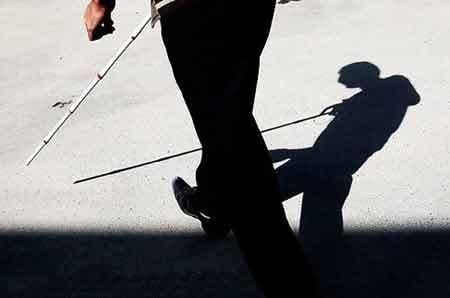 روز جهانی عصای سفید,روز نابینایان, 15 اکتبر روز جهانی عصای سفید