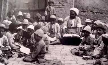 ساسانیان,دوره ساسانی,تعلیم و تربیت در زمان ساسانیان