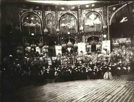 تکیه های تهران,تکیه,قدیمی ترین تکیه های تهران