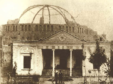 تکیه,تکیه های تهران,قدیمی ترین تکیه های تهران