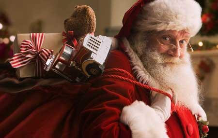 بابانوئل, جشن کریسمس, 25 دسامبر روز کریسمس